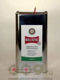 Фото Масло оружейное ballistol oil 5л
