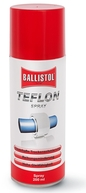 Фото Смазка тефлоновая ballistol ptfe-spray (teflon) 200мл