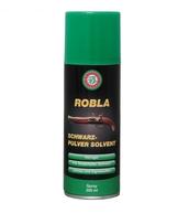 Фото средство для удаления черного пороха ballistol robla schwarzpulver solvent spray 200мл