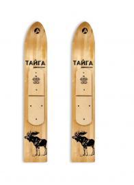 Фото Лыжи Тайга Маяк деревянные 90*15 см