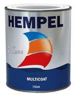 Фото эмаль однокомпонентная multicoat, серая (mid grey), 0,75 л