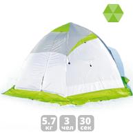 Фото зимняя палатка лотос 4