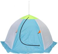 Фото палатка для зимней рыбалки медведь 3 трехслойная