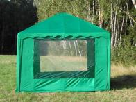Фото Стенка с окном 3,0х2,0  (к шатру Митек 3х3 и 6х3)