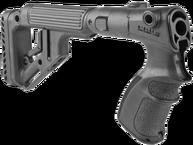 Фото приклад телескопический складной для remington 870 fab-defense uas-870