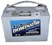 Аккумуляторная батарея Deka 8G31DT GEL Dominator