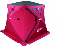 Фото зимняя палатка куб canadian camper beluga 2