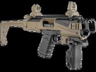 Фото Преобразователь пистолета в карабин glock 17-19 mini