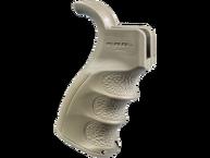 Фото рукоятка пистолетная для ar15/m16 fab defense ag-43 бежевая