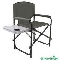 Фото Кресло складное со столиком green glade РС521