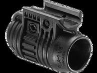 Фото крепление фонаря и лазера pla 11/8 fab defense pla 1 1/8