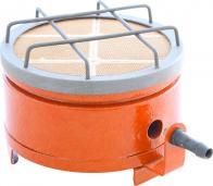 Фото газовый инфракрасный обогреватель - плита следопыт диксон  1,15квт ph-ghp-d1,15
