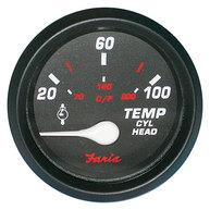 Фото указатель температуры головки цилиндров, серия professional red