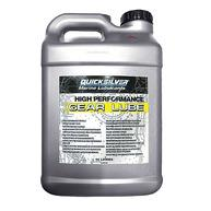 Фото Масло трансмиссионное quicksilver high performance gear lube 9,46 л
