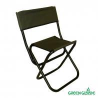 Фото стул для пикника средний со спинкой green glade рс320