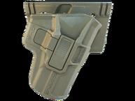 Фото кобура m24 с кнопкой на ремень для glock 9 мм