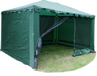 Фото тент-шатер campack tent g-3401w (со стенками)