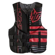 Фото жилет ho mens pursuit neo vest -blk/red-s