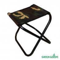 Фото стул для пикника малый без спинки green glade рс210