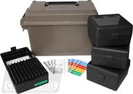 Фото Ящик для хранения в комплекте с кейсами для патрон rs-100