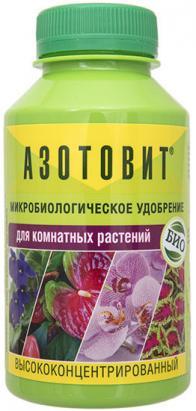 Фото Биоудобрение Азотовит для комнатных растений А10456