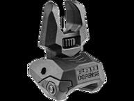 Фото мушка на планку пикатинни fab defense fbs черная