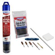 Фото Универсальный набор birchwood casey universal handgun cleaning kit для пистолетов .22-.45к