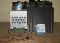 Фото теплообменник в палатку сибтермо ст-2,3 + горелка, сумка, подставка, датчик угарного газа. к-т 04