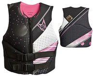 Фото спасательный жилет ho wmns form fit vest-pink-xl