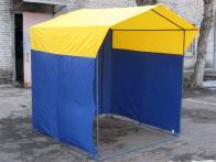 Фото Палатка торговая Митек Домик 2,5х1,9 (разборная) (2 места)