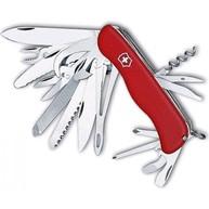 Фото Нож перочинный victorinox workchamp 111мм 21 функция красный