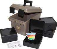 Фото Ящик для хранения в комплекте с кейсами для патрон rm-100
