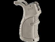 Фото рукоятка пистолетная для m4/ar15/m16 fab defense agr-43 бежевая