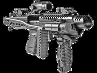 Фото преобразователь пистолет - карабин для glock 21