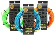 Фото Фал 80 ft silicone neon blue a- line