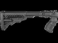 Фото приклад телескопический складной для remington 870 fab-defense agrf 870 fk