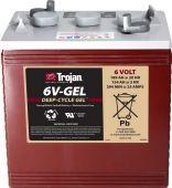 Фото тяговый аккумулятор trojan 6v-gel