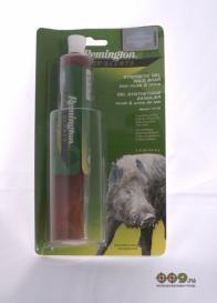 Фото приманка remington для кабана - искуственный ароматизатор выделений самки, гель, 42,5гр