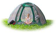 Фото летняя палатка лотос опен эйр