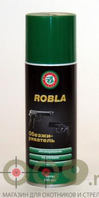 Фото средство обезжиривающее ballistol robla kaltentfetter spray 200мл