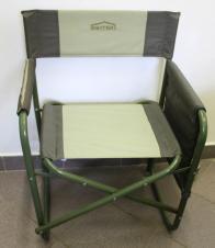 Фото кресло складное митек люкс с органайзером 02