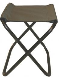 Фото стул для пикника большой без спинки green glade рс230