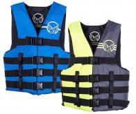 Фото Нейлоновый спасательный жилет universal, синий, размеры s-m