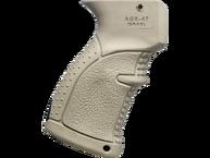 Фото Пистолетная рукоятка прорезиненная для ak 47/74/Сайга