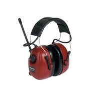 Фото пассивные наушники с fm радио