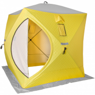Фото Зимняя палатка трехслойная Куб helios 1,8х1,8
