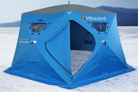 Фото Зимняя палатка шестигранная higashi yurta pro трехслойная