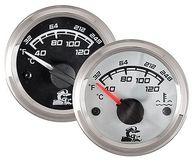 Фото указатель температуры воды, 40-120 градусов, белый циферблат
