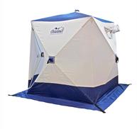 Фото зимняя палатка куб следопыт 2,1*2,1 м pf-tw-05