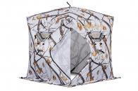Фото Зимняя палатка куб higashi winter camo comfort solo